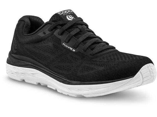 Topo Athletic Fli-Lyte 3 Zapatillas Running Hombre, black/white